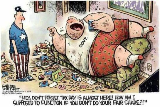 obama tax big government